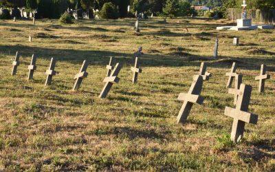 Vojno groblje na Trandžamentu