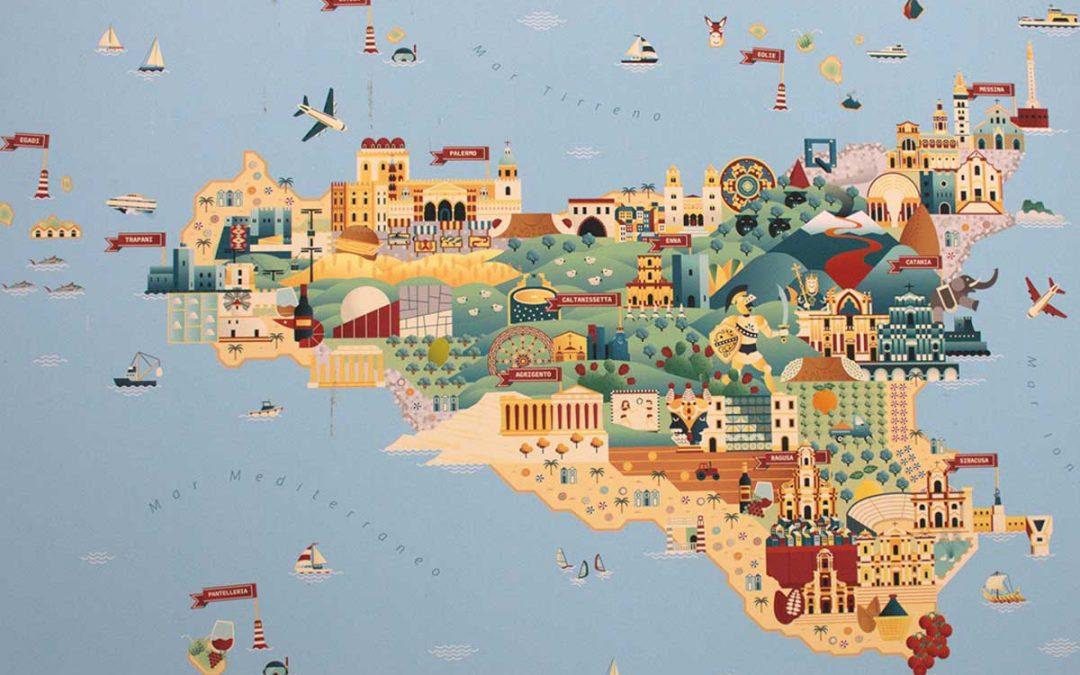 Sicilija – Usporeno ostrvo protivurečnosti.